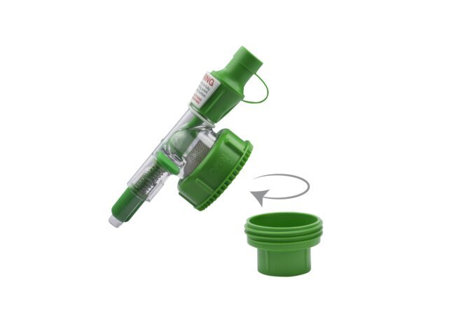 Bottle Adapter & Nozzle Fire Accessorie - Ethanol by e-NRG Bioethanol