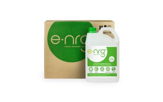 e-NRG Bioethanol Fuel Cartons of e-NRG - Studio Image by e-NRG Bioethanol